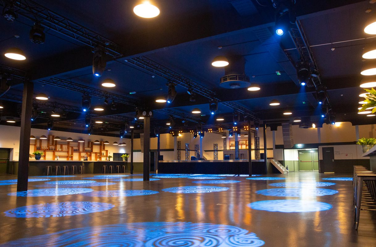 Grote Zaal DS Party- en Eventcenter